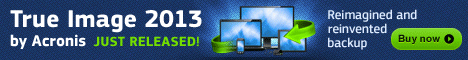 Acronis True Image 2013 Coupon 40% Off Upgrade