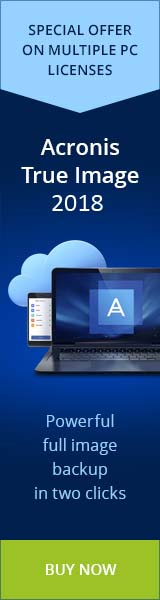 acronis special offer on multiple licenses