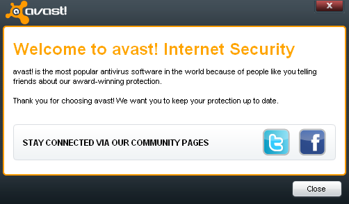 Avast discount coupon