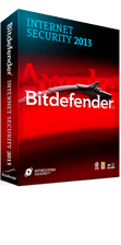 Bitdefender Internet Security 2013 Coupon 10% Off