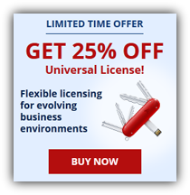 25% Off Acronis Universal License Promo