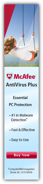 Download McAfee Antivirus 2011